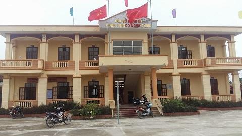 Ủy ban nhân dân xã Giao Thiện