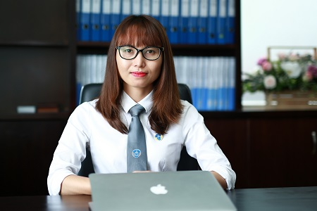 Luật sư Nguyễn Thị Yến - Công ty Luật TNHH Everest - Tổng đài (24/7): 1900 6198