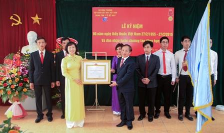 Thương hiệu 'Bệnh viện Dệt May' là tài sản quý giá nhất của ngành Dệt May Việt Nam?