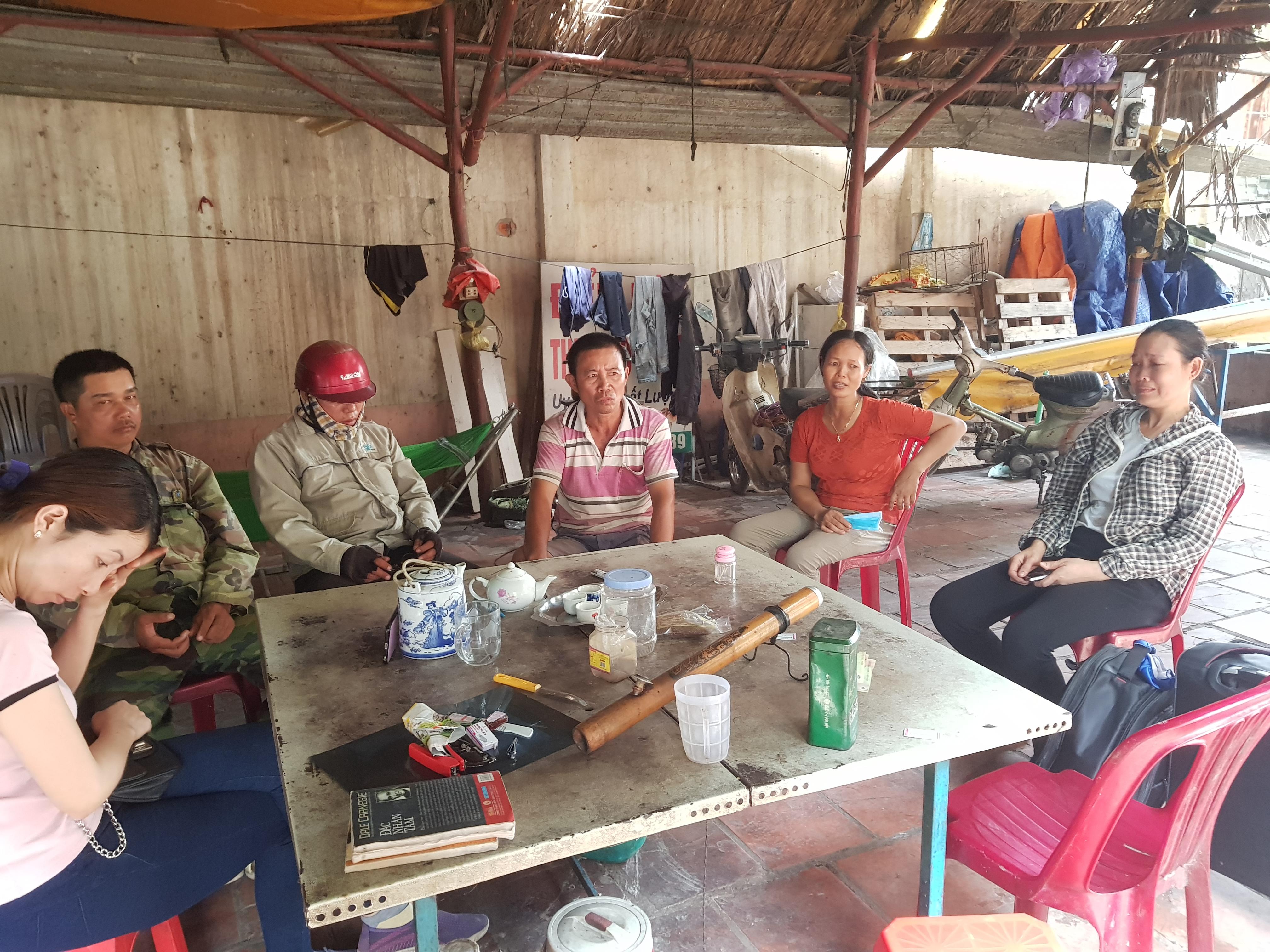 Công ty Luật TNHH Everest làm việc với chị Nguyễn Thị Liên