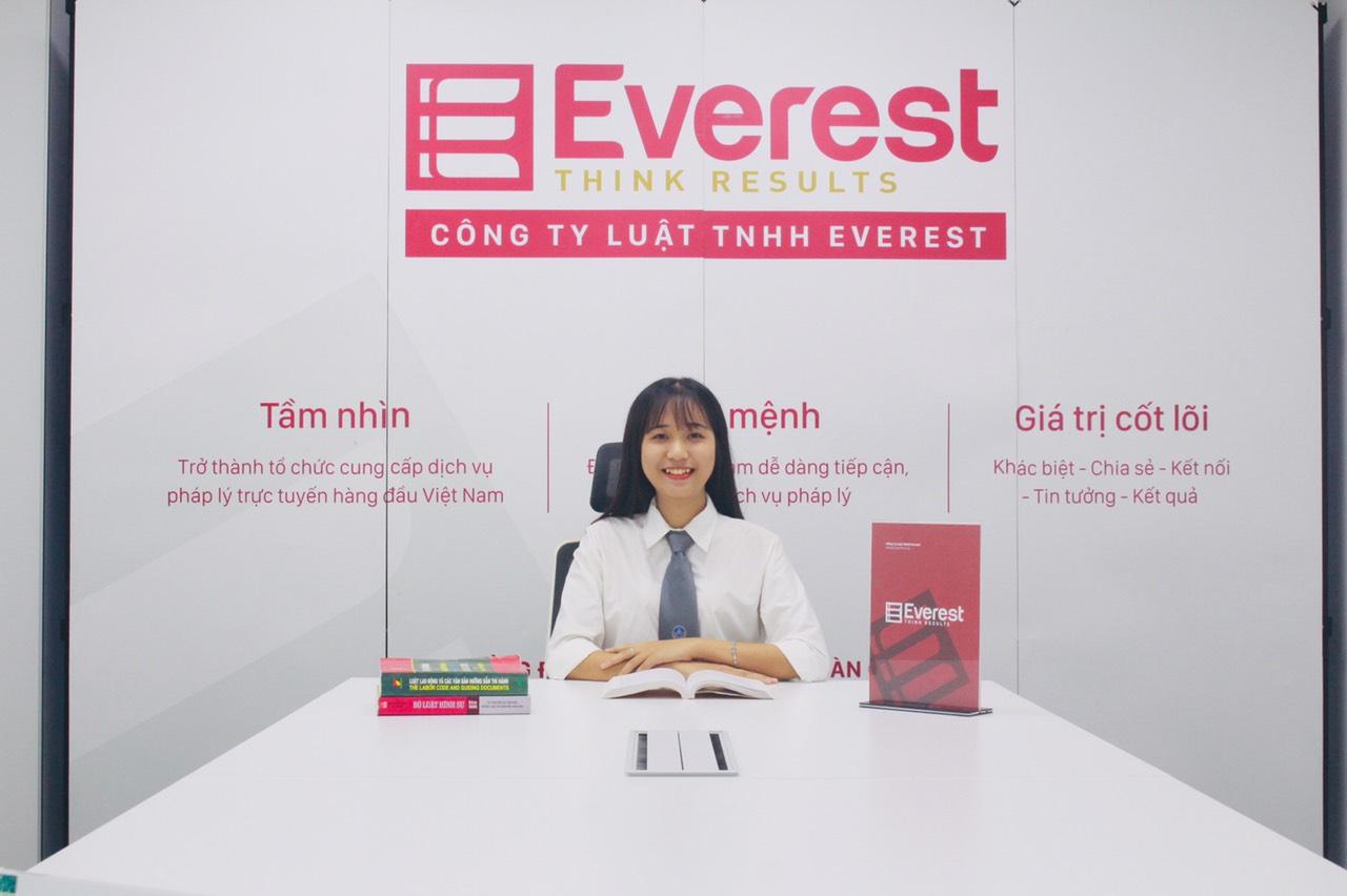 Luật gia Nguyễn Thị Mai - Công ty Luật TNHH Everest - Tổng đài tư vấn (24/7): 1900 6198