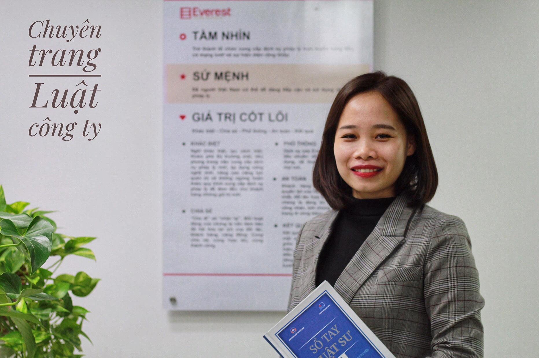 Luật sư Nguyễn Hoài Thương - Công ty Luật TNHH Everest- Tổng đài tư vấn (24/7): 1900 6198