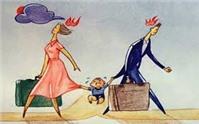Con 30 tháng tuổi, sau khi ly hôn do ai nuôi dưỡng?