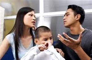 Giành quyền nuôi con với gia đình nhà chồng