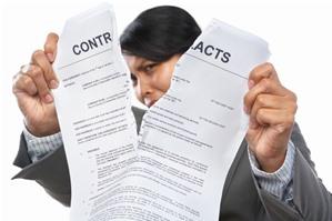 Đơn phương chấm dứt hợp đồng do người sử dụng lao động trả lương trễ hạn ?