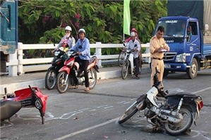 Bị tai nạn trên đường đi làm về có được hưởng chế độ tai nạn lao động?