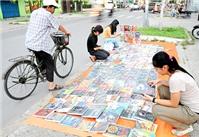 Bán sách cũ ở vỉa hè có phải đăng ký kinh doanh không?