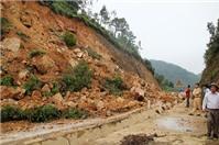 Đăng ký biến động về sử dụng đất bị thu hẹp do sạt lở