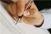 Thủ tục đăng ký Hợp đồng cá nhân
