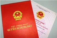 Trình tự, thủ tục đính chính lại GCNQSDĐ đã cấp