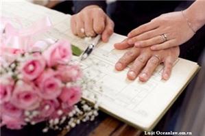 Đăng ký kết hôn không đúng thẩm quyền có được pháp luật công nhận?