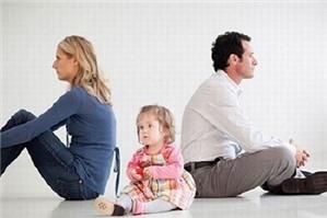 Con sinh ra sau khi ly hôn có được xem là con chung vợ chồng?