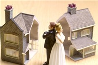 Tài sản là quyền sử dụng đất, ly hôn được chia thế nào?
