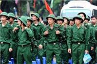 Tuổi phải tham gia nghĩa vụ quân sự, luật quy định thế nào?
