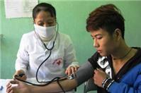 Học sinh phổ thông trung học có bị gọi đi khám sức khỏe quân sự không?