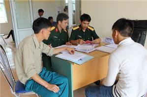 Mức xử phạt khi không đi khám sơ tuyển nghĩa vụ quân sự?