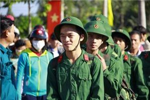 Độ tuổi đăng ký nghĩa vụ quân sự