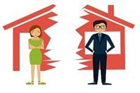 Phân chia tài sản khi chồng ngoại tình có con riêng đòi ly hôn?