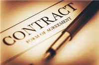 Hợp đồng tài sản có hiệu lực pháp luật không?
