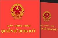 Tư vấn về cấp lại giấy CNQSDĐ khi Ủy ban nhân dân Huyện cấp sai