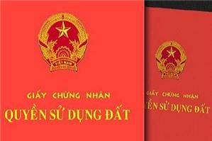 Thẩm quyền thu hồi đất của Uỷ ban nhân dân xã