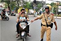 Tư vấn luật về không có giấy tờ xe khi tham gia giao thông