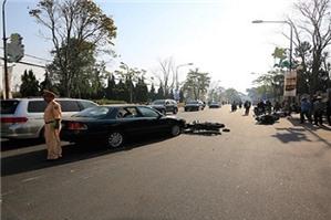 Luật sư tư vấn về bồi thường khi bị va chạm giao thông
