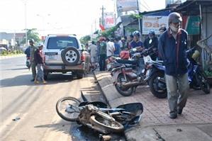 Tội vi phạm quy định về điều khiển phương tiện giao thông