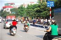 Vi phạm luật an toàn giao thông