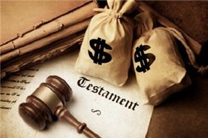 Phân chia tài sản thừa kế khi Bố chồng mất không có di chúc?