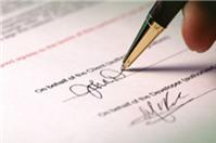 Hợp đồng hợp tác góp vốn đầu tư bất động sản có hiệu lực