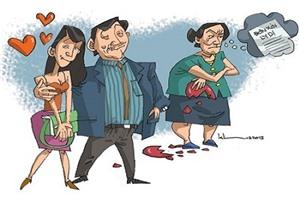 Vợ chồng vắng mặt xét xử ly hôn thì tòa án có xét xử không?
