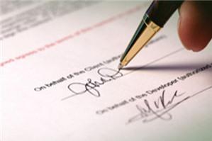 Luật sư tư vấn về hành vi giả mạo chữ ký về thừa kế quyền sử dụng đất?
