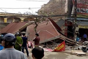 Công trình xây dựng gây sụt lún, sạt lở ảnh hưởng đến bất động sản liền kề