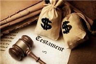 Tặng tài sản thừa kế từ bố mẹ cho con, làm thủ tục gì?