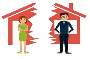 Chia tài sản khi ly hôn nhưng chồng đứng tên trên sổ đỏ