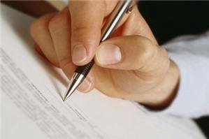 Tư vấn luật về trường hợp ký hợp đồng ủy quyền có liên quan đến bên thứ ba