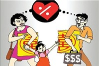 Luật sư tư vấn phân chia tài sản sau khi ly hôn?