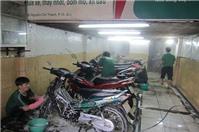 Mở cửa hàng dịch vụ sửa xe máy có phải xin giấy phép kinh doanh không?