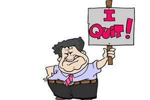 Công ty không thanh toán lương khi nghỉ việc