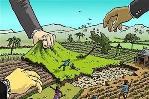 Giải quyết việc người dân lấn chiếm đất đai để xây nhà?