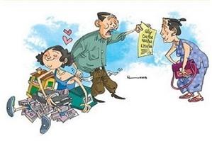 Thủ tục khai sinh cho con khi vợ cầm giấy chứng sinh bỏ đi?