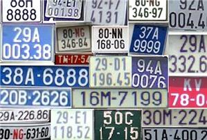 Luật sư tư vấn ý nghĩa của những chữ cái trên biển số xe