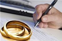 Giải quyết ly hôn khi không có tài sản chung và con chung?