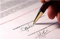 Tư vấn pháp luật về thời gian ký hợp đồng lao động