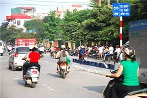 Không đội mũ bảo hiểm khi đi xe máy bị xử phạt hành chính bao nhiêu?