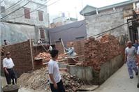 Cấp giấy chứng nhận sử dụng đất đối với diện tích đất dưới 30 m2 tại Hà Nội?