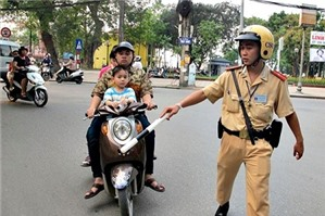Nồng độ cồn trong máu là bao nhiêu thì bị xử phạt vi phạm giao thông?