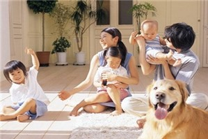 Điều kiện nhận con nuôi