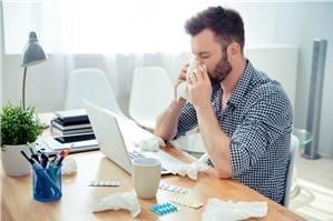 Bị cảm cúm thông thường có được hưởng chế độ ốm đau?